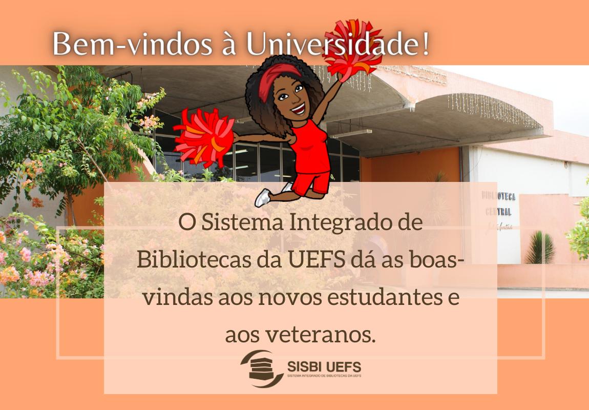 Bem-vindos à Universidade!
