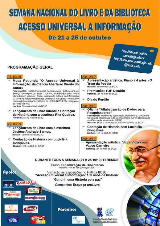 2019_Semana_Nacional_do_Livro_e_da_Biblioteca_Cartaz